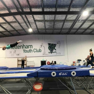 Adult Gymnastics and Trampoline Classes at CYC Gymsports