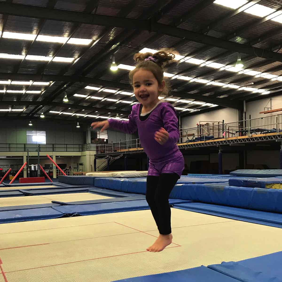 Kinder Gym - Junior Gymnastics