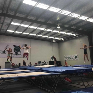 Trampolining – Girls and Boys